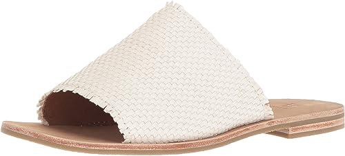 FRYE79218 - Claquettes Riley - Tissées Femme