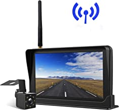 Peizeen Wireless Backup Camera with 4.3