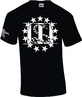 Patriot Apparel 3 Percenter DTOM 13 Stars T-Shirt