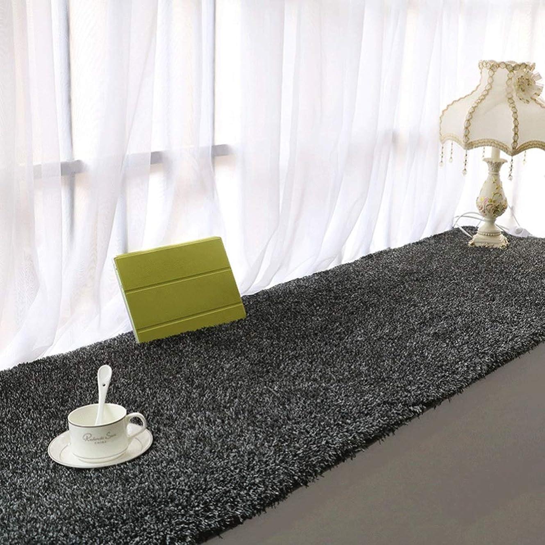 ライドばか赤出窓パッド/ヨーロッパ式バルコニーぬいぐるみカーペット/寝室畳クッション/座席ソファスリップコーブ/ソファベンチマット (Color : I, Size : 50×140 CM)