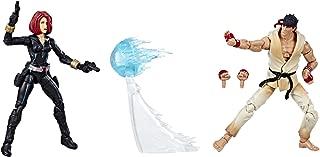 Marvel Gamerverse vs. Capcom Black Widow vs. Ryu 2-Pack