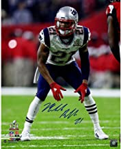 Malcolm Butler Signed Super Bowl 51 16x20 Photo - Steiner Sports Certified - Autographed NFL Photos