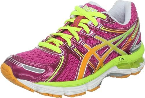 ASICS Gel Kayano 19 GS Running Shoe (Little Kid/Big Kid) : Amazon ...
