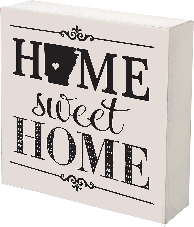 LifeSong Milestones Arkansas Home State 5 ☆ very popular Shadow Sweet Box Popularity Ho