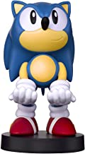 Collectible Sonic the Hedgehog Cable Guy Device Holder - works with PlayStation and Xbox controllers and all Smartphones -...