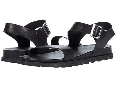SOREL Roaming Decon Ankle Strap (Black) Women