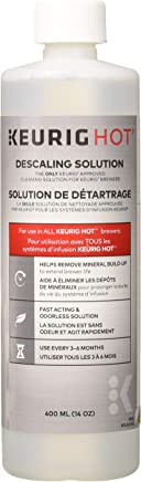 Keurig Descaling Solution For All Keurig 2.0 and 1.0...