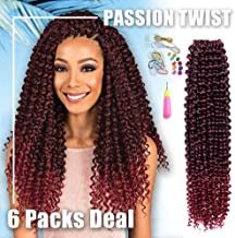Best big twist with kanekalon hair Reviews
