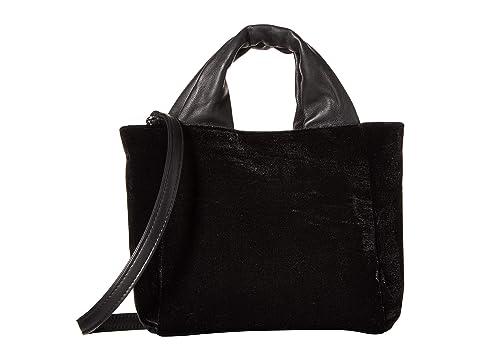 HAT ATTACK Mini Fall Bag With Crossbody, Black