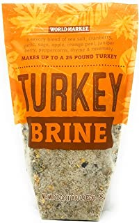 World Market Turkey Brine Mix, 22 ounce