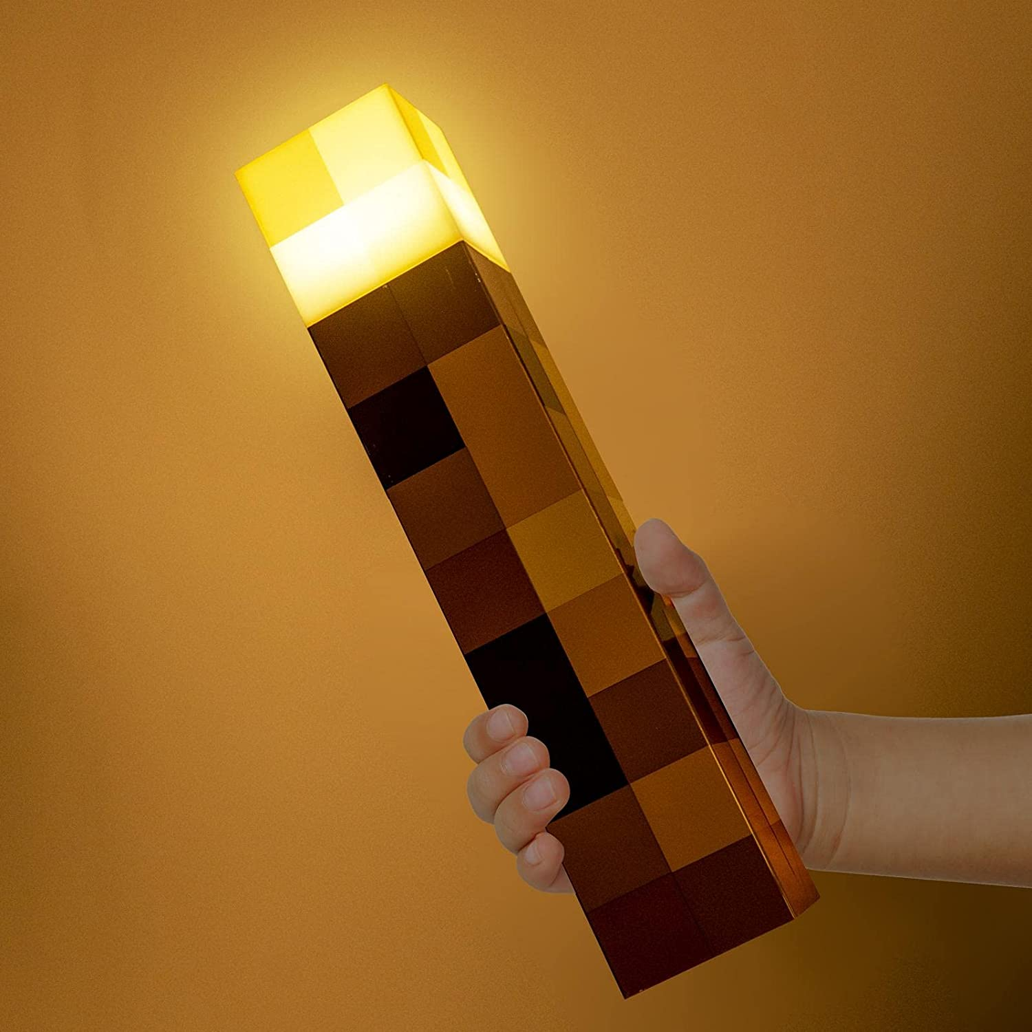 MOOK sold out depot Brownstone Pixels Torch Light Rechargeabl LED USB 11.2-Inch