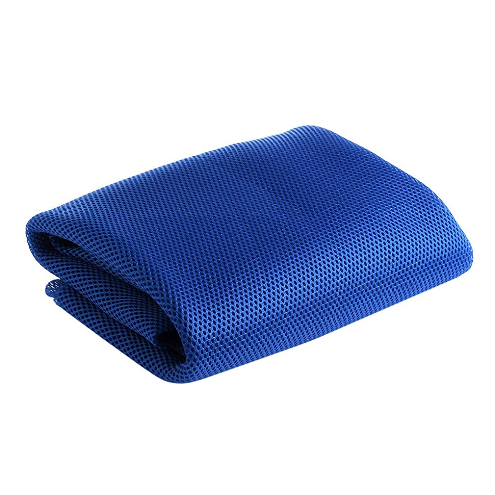 Stebcece Speaker mesh Speaker grill Cloth Stereo Grille Fabric Dustproof Audio Cloth Hot (blue)