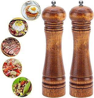 KJHG Moulin à Poivre Manuel rétro avec Noyau en céramique Simple et Efficace pour Le Restaurant de décoration de Cuisine B...