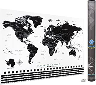 Best scratch the world scratch off places you travel Reviews