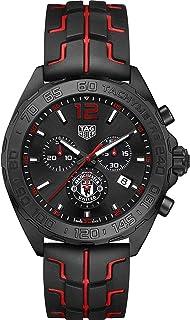 Formula 1 Manchester United 43mm Men's Watch CAZ101J.FT8027