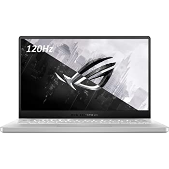 "ASUS - ROG Zephyrus G14 14"" Gaming Laptop - AMD Ryzen 9 - 16GB Memory - NVIDIA GeForce RTX 2060 - 1TB SSD - Moonlight White"