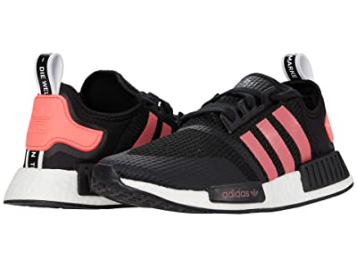 adidas Originals NMD_R1 (Core Black/Signal Pink/Footwear White) Men