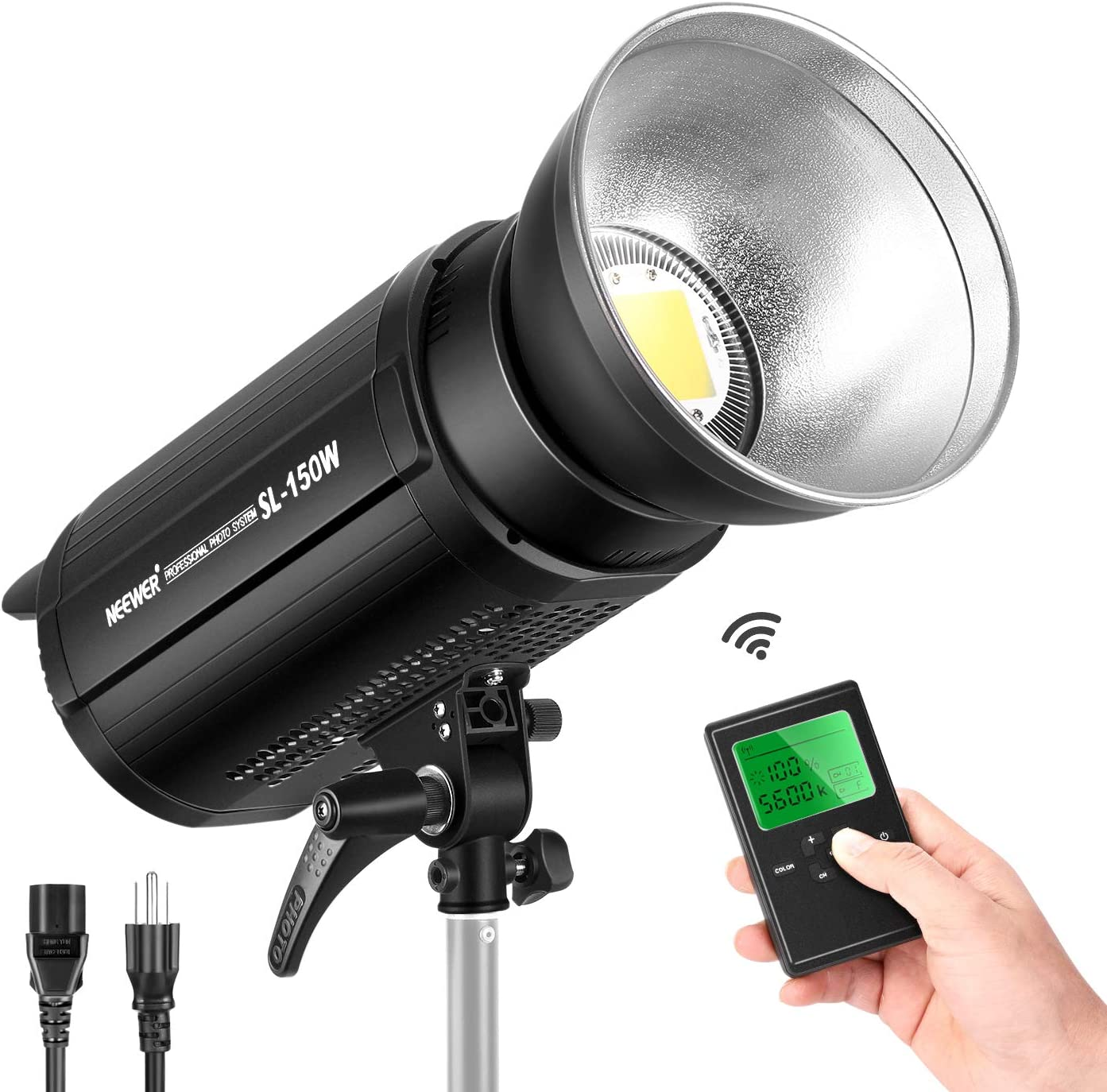 Neewer 150W LED Video Outlet ☆ Free Shipping Ranking TOP12 Light White Continuous 5600K Version