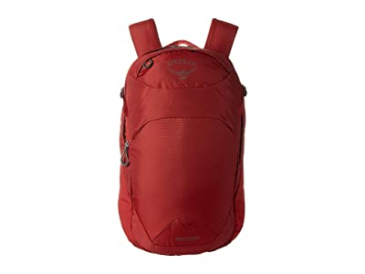 Osprey Apogee (Rivet Red) Backpack Bags