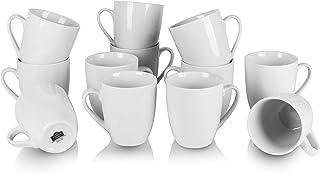 10 توت فرنگی خیابان CATERING-12-MUG-W Catering Set، White