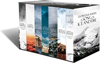 The Complete Box Set of 7 Books A Song of Ice And Fire