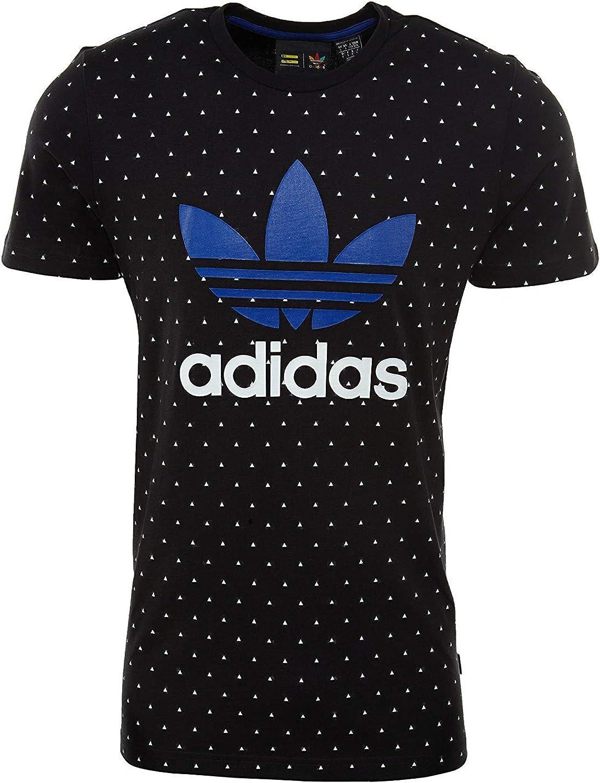 Adidas Pharrell Williams Hu AOP Tee Mens