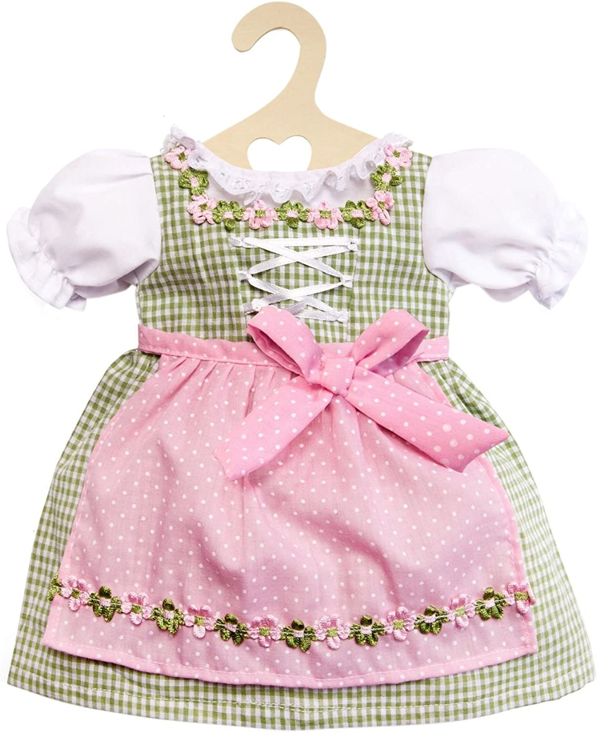 Heless 1111Heless Dirndl Traditional Dress for Small Doll by Heless