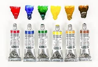 Schmincke Horadam Artists Watercolour Trial Set - Colour Selection 1 (5ml tubes)
