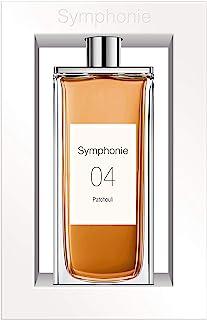 SYMPHONIE 04 Patchouli • Pachuli • Eau de Parfum 100ml • Vaporizador • Perfume para mujer • EVAFLORPARIS