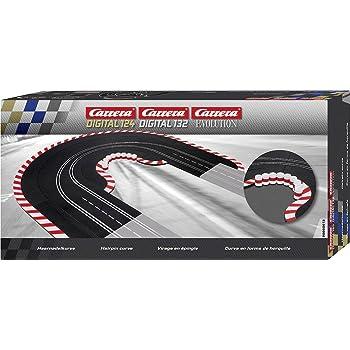 6 Carrera 20577 Curve 1//30 Degrees