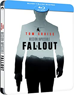 Mission: Impossible - Fallout - Misión Imposible 6 Fallout - Edición Limitada Metal