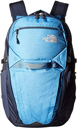 39d4124bbee7 The North Face. Kaban Backpack.  128.95. Dish Blue Light Heather Urban Navy