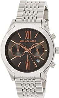 Michael Kors Womens Quartz Watch, Chronograph Display and Stainless Steel Strap MK5761