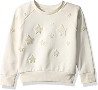 Gymboree Girls' Big Long Sleeve Pullover Sweater