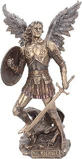 Nemesis Now Archangel Michael Figurine 38.5cm Bronze