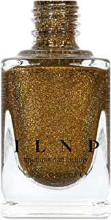 ILNP Sparks May Fly - Ethereal Dijon Yellow Holographic Nail Polish