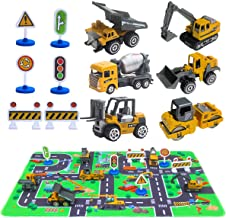 Best heavy construction trucks Reviews