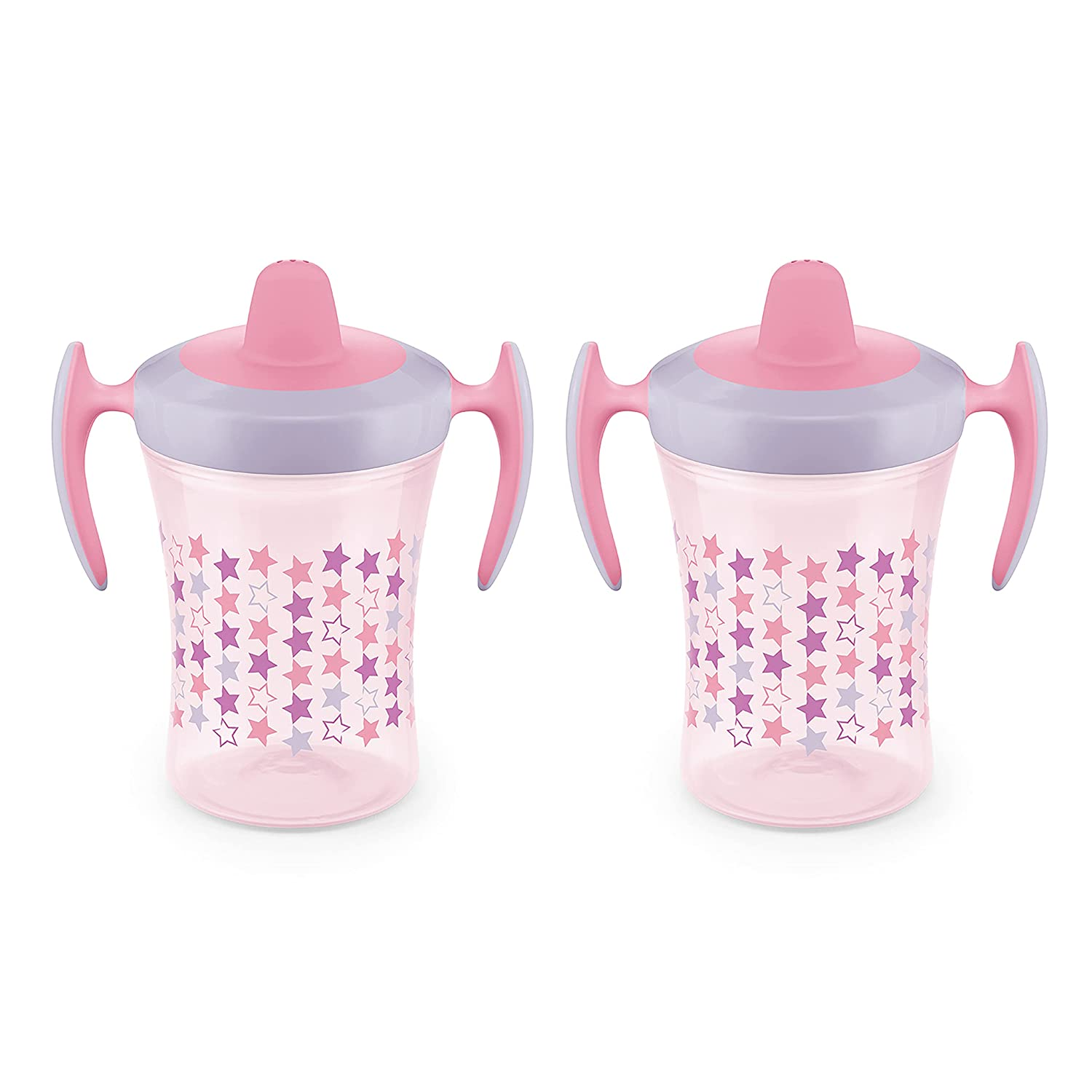 NUK Evolution Soft Spout Directly managed store Learner oz 8 Cup 2-Pack 25% OFF