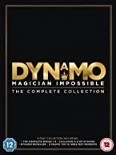 Dynamo - Magician Impossible: Series 1-4