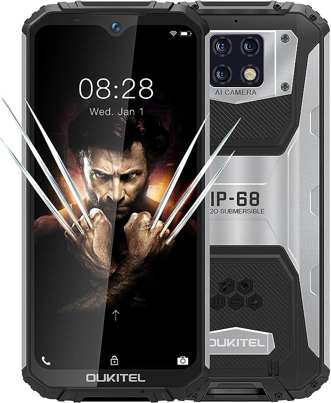 57 opinioni per Rugged Smartphone (2020) OUKITEL WP6,