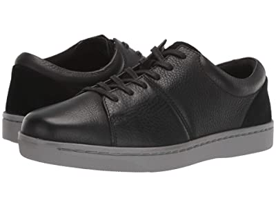 Clarks Kitna Vibe (Black Leather 2) Men