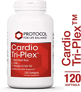 Protocol For Life Balance - Cardio Tri-Plex™ - Red Yeast Rice, CoQ10