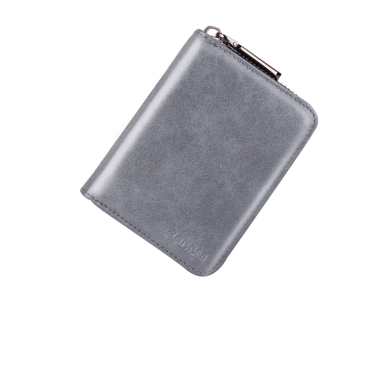 カードケース メンズ クレジットカードケース カード入れ じゃばら 本革 財布 大容量 スキミング防止 男女兼用 …