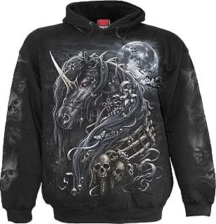 Mens - Dark Unicorn - Hoody Black