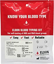 Best testing blood type at home Reviews