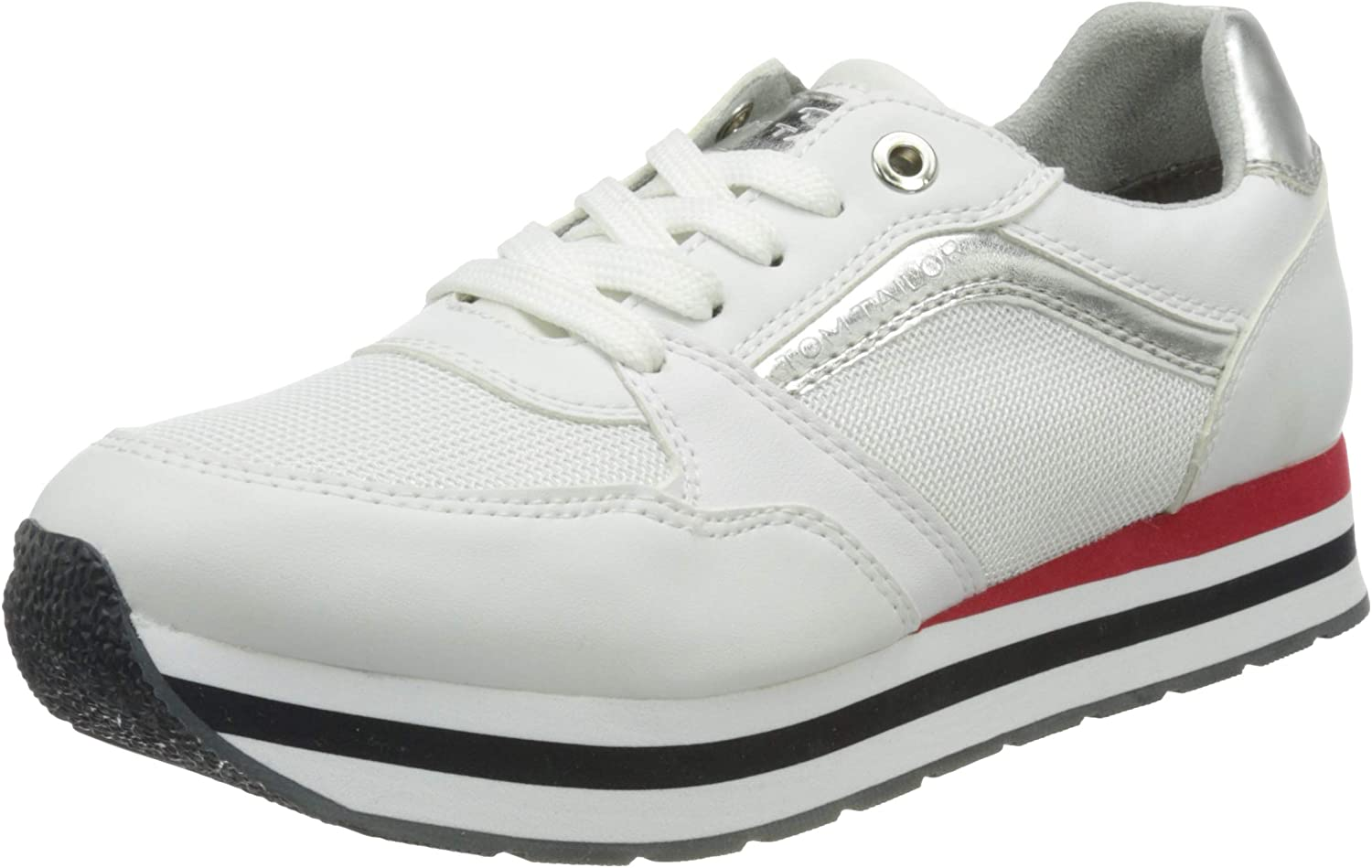 Tom Tailor Tampa Mall Women's Low-top Sneakers 100% quality warranty