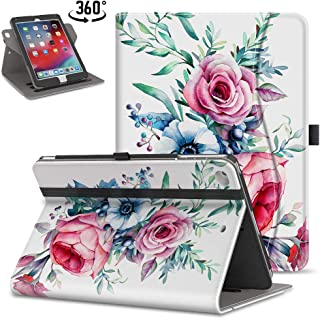 Lightweight Case for iPad 9.7 2018/2017,Smart Folio for iPad Cover Air2 with Magnetic Closure,Auto Wake/Sleep,360 Degree Rotatings