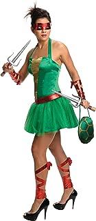Secret Wishes Costume Teenage Mutant Ninja Turtles Raphael Adult Female