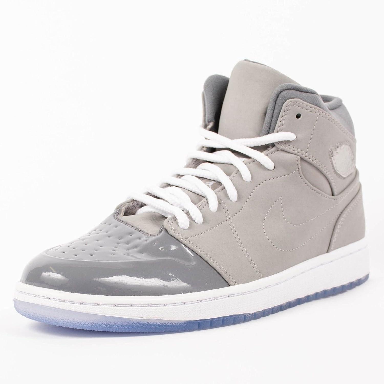 Jordan Mens Air 1 Retro 95 High Top Lace-Up Basketball shoes