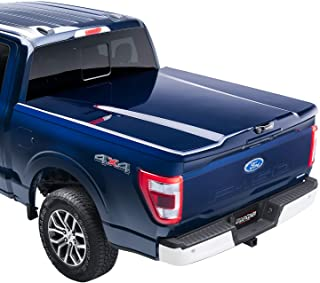 """UNDERCOVER Elite LX One-Piece Truck Bed Tonneau Cover 
